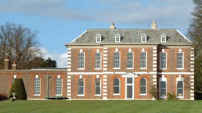 Dalham Hall
