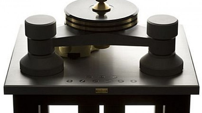 Goldmund's $300,000 Turntable is World's Most Expensive Turntable