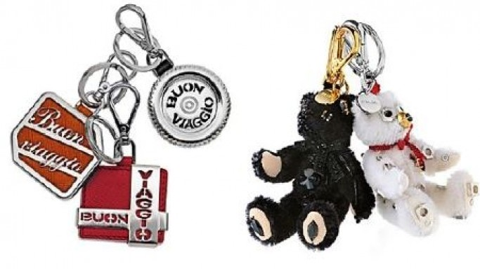 Prada's New Tricks – Teddy bear and Travel charms