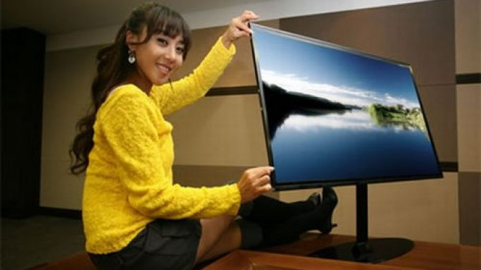 Samsung's 40-inch 1080p LCD TV panel is just 0.39-inch thin