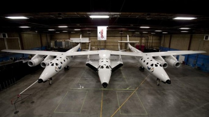 SpaceShipTwo's feathered flight brings space tourism a step closer