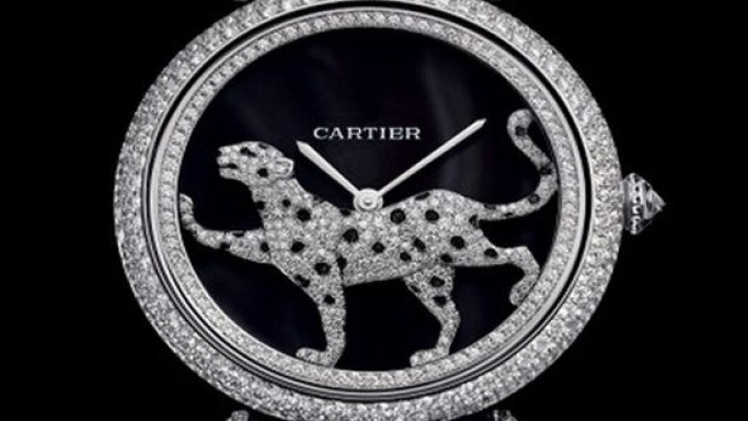 Top 10 exceptional Cartier watches from animal watch collection