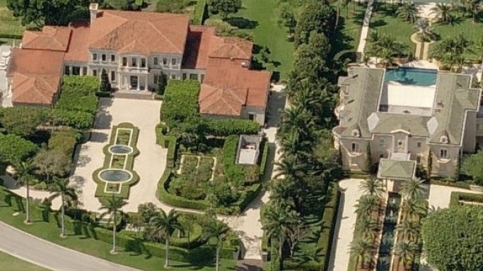Howard Stern villa in Los Angeles