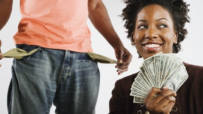 Why Men Have Little Chance of Marrying Into Wealth