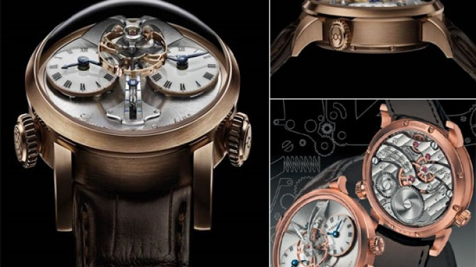 MB&F's Legacy Machine No1 is a horological work of art