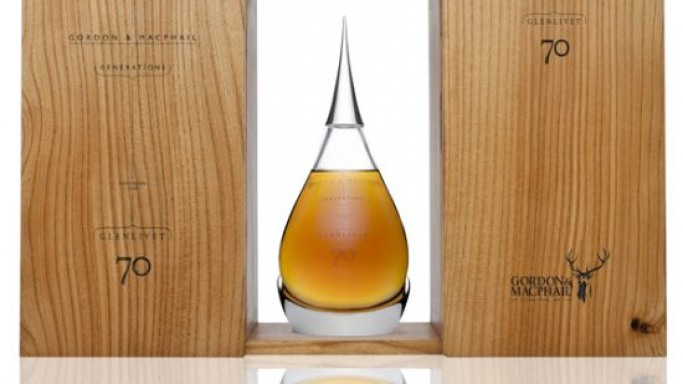 The Glenlivet 70 Year Old: World's oldest single malt whisky goes on auction