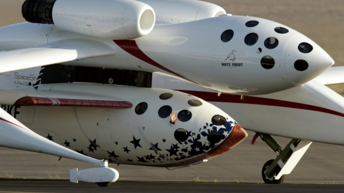 SpaceshipOne project