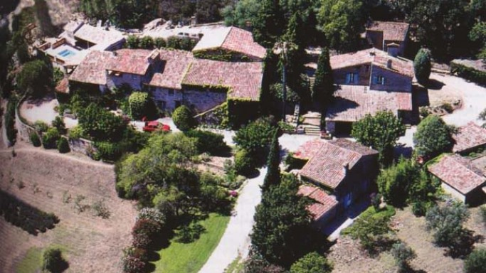 Johnny Depp mansion in Plan de la Tour