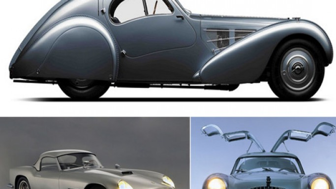 Most expensive classic cars for sale at the Retromobile, Paris