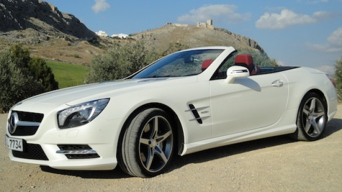 2013 Mercedes-Benz SL500 reviewed