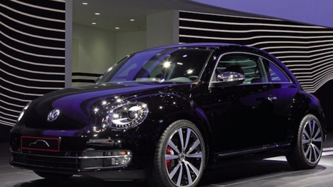 Volkswagen Beetle Fender Special Edition car to go in production