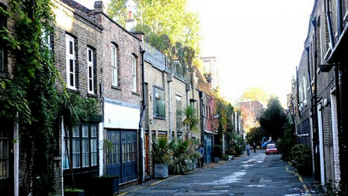Kate Hudson house in North London