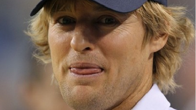 Owen Wilson has been spotted many times sporting the cap