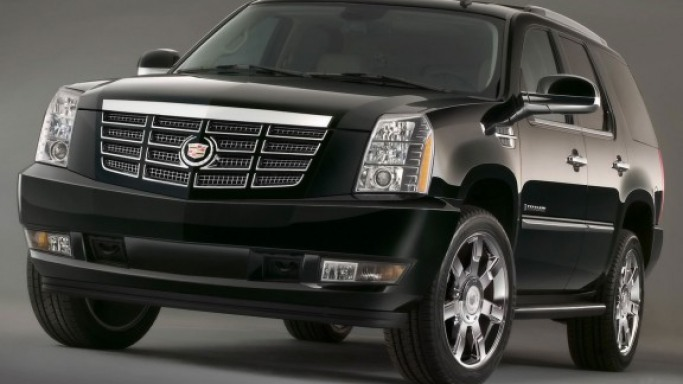 Cadillac Escalade is one fine SUV that the former governor of US State enjoys riding.