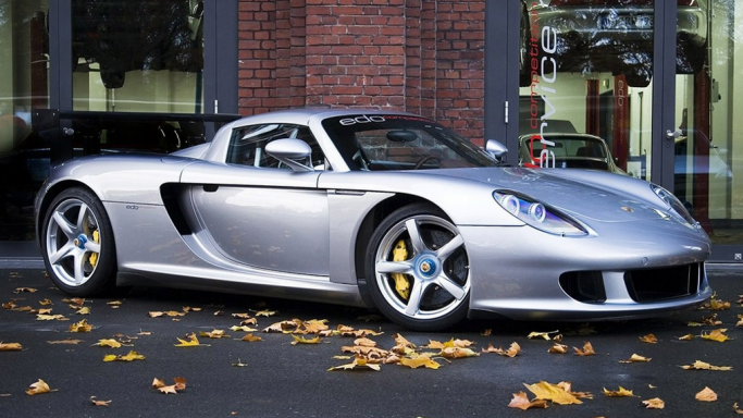 Porsche Carrera GT - Bornrich , Price , Features,Luxury factor ...