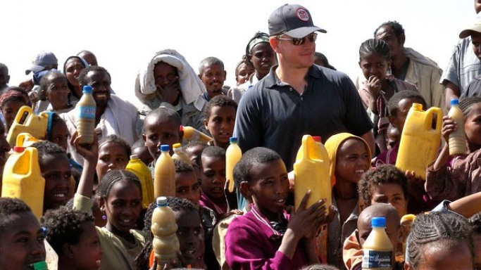 Matt started H2O Africa, an organization dedicated to solving the water and sanitation problems in Africa
