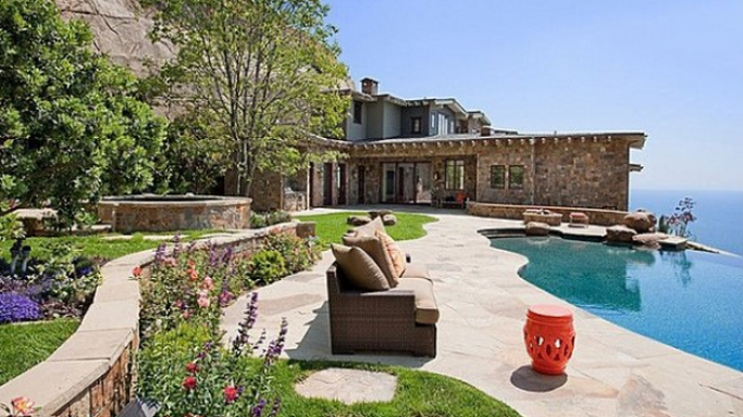 Kristin Cavallari mansion in West Hollywood, California, Los Angeles