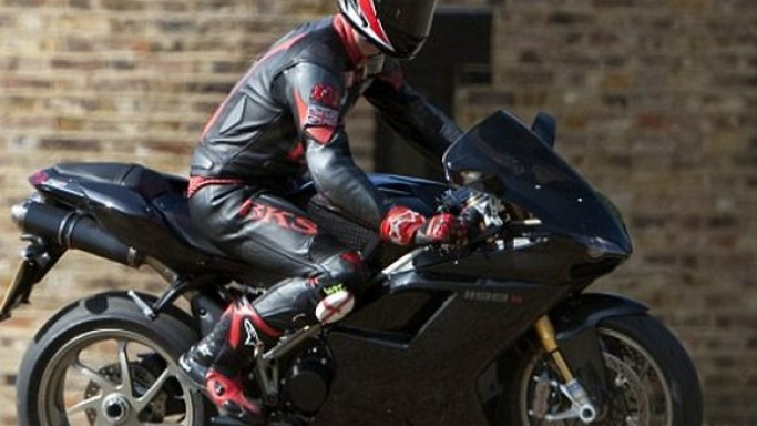Prince William loves to take out his metallic black colored Ducati 1198 motorcycle on long drives.