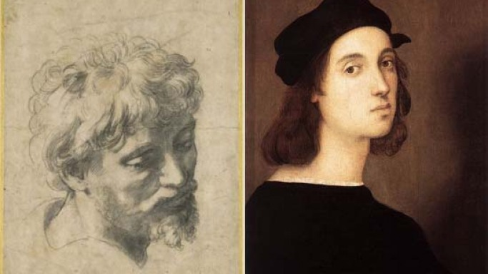 Raphael Drawing is the world's most expensive sketch at $48 million
