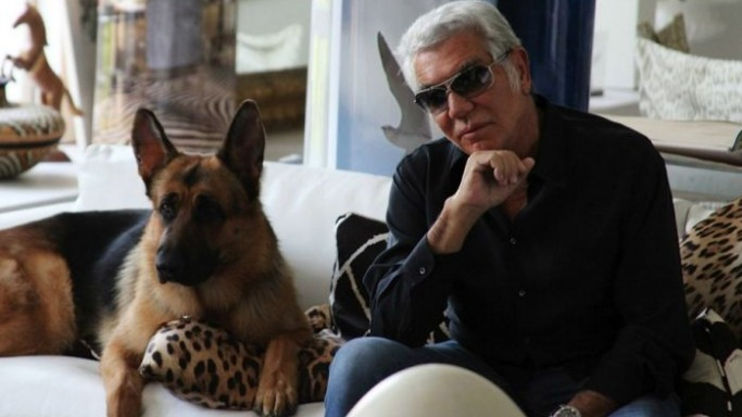 Roberto Cavalli owns number of pets