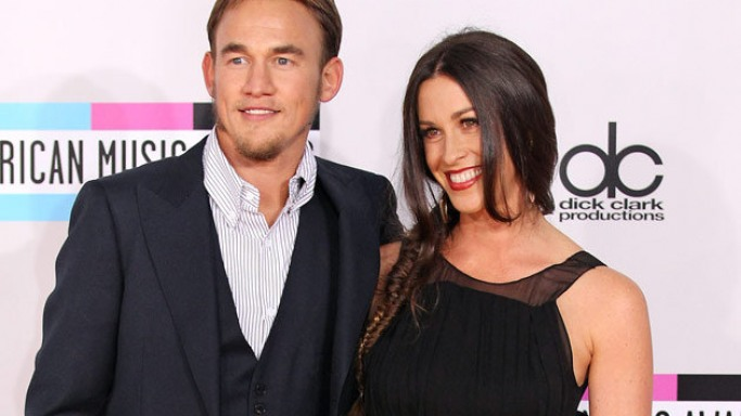 Alanis Morissette and MC Souleye