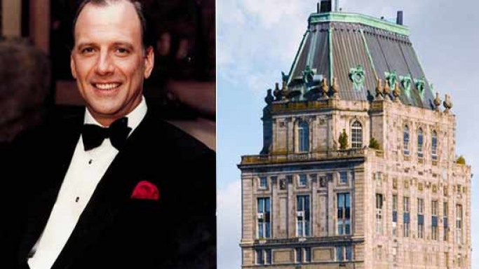 Pierre hotel penthouse to become New York City's most expensive listing at $120 million