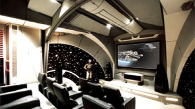 Incredible Death Star Theater