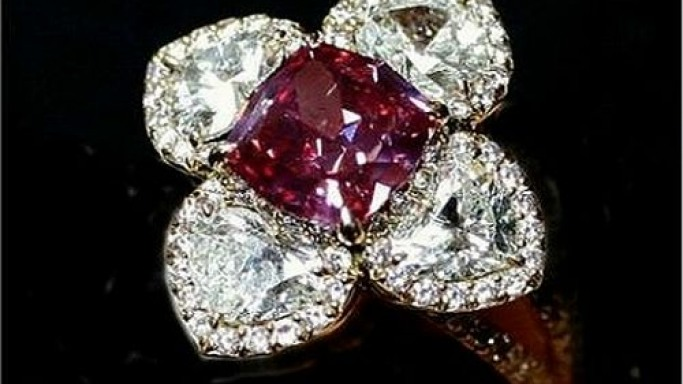 Red Diamond Fetches 2.6 Million Dollars