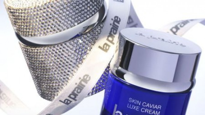 Swarovski Studded Encrusted Luxury Cream By La Prairie