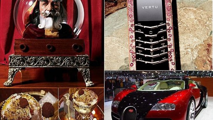 World's Most Expensive Christmas gift ideas for 2007