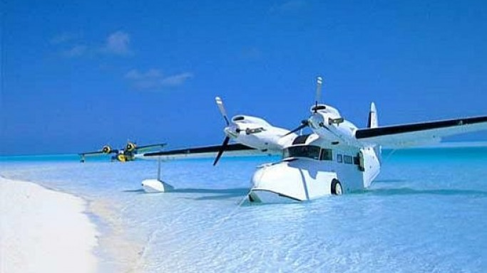 Antilles G-21 Amphibious Seaplane up for grabs