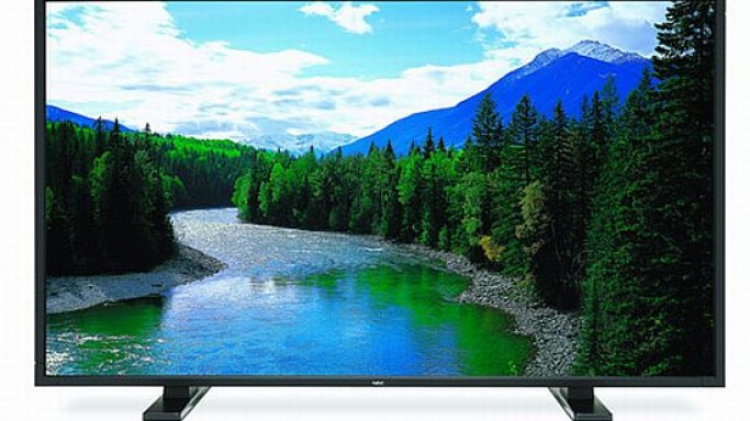 NEC drops 52-inch MultiSync LCD display with professional-grade panel