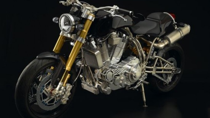 Ecosse's exquisite limited-production luxury motorcycles