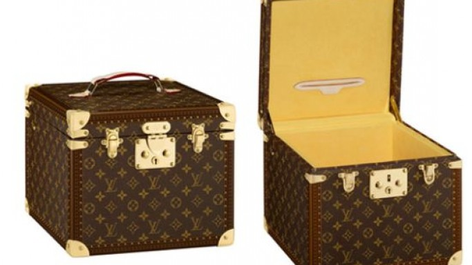 Louis Vuitton creates Cake Trunk for Selfridges' 100th birthday