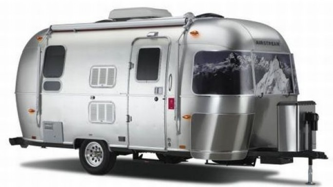 Victorinox Special Edition Airstream travel trailer