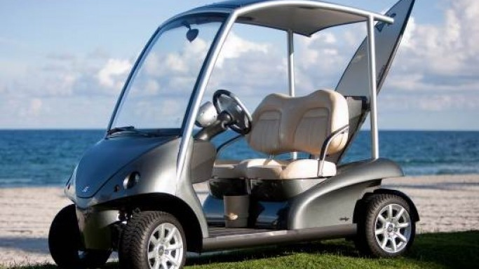 $17,500 Garia Golf cart to debut at the Geneva Motor Show