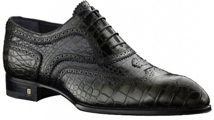 World's most expensive Wingtips would glide men to Louis Vuitton