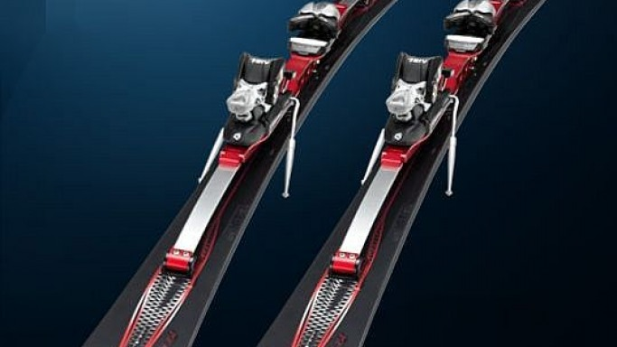 Anton Dynamics Inc. unveils the world's first active suspension ski