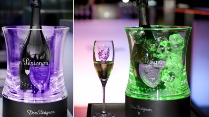 Dom Pérignon pays tribute to pop artist Andy Warhol