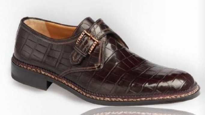 World's most expensive men's dress shoes cost $38,000 per pair