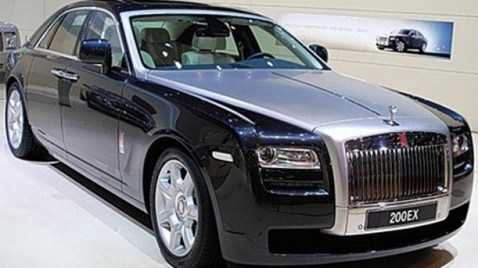 Coming soon: The electric Rolls-Royce for the affluent