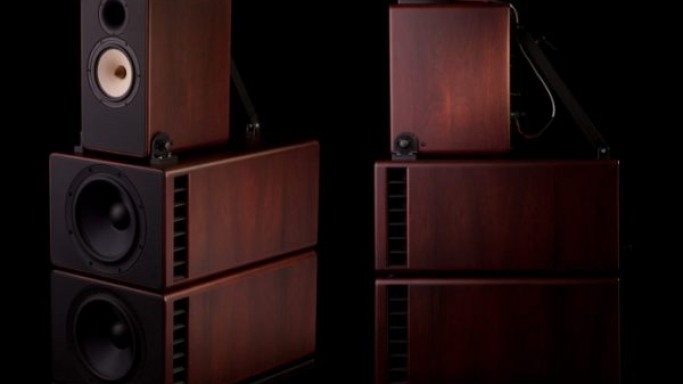 Trenner & Friedl's high-end €130,000 Duke loudspeakers