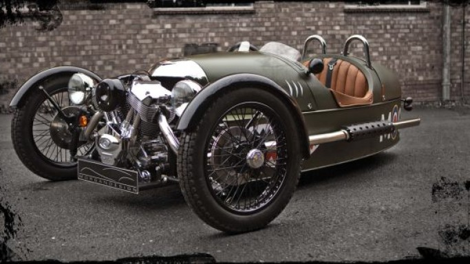 Morgan 3 Wheeler officially launched to make driving fun