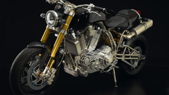 At $300K, Ecosse Titanium Series FE Ti XX is the world's most expensive motorcycle