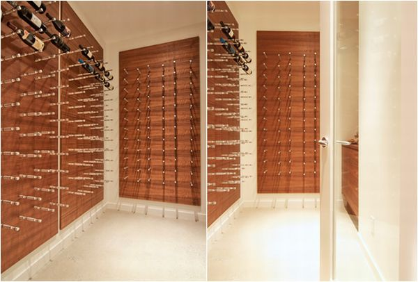 Nek-rite: Modular wine cellar for true wine connoisseurs