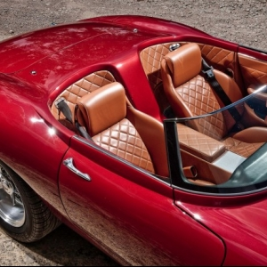 Jaguar E-Type Interiors