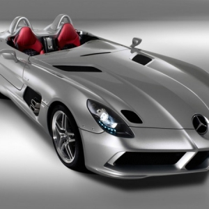 Mercedes SLR McLaren Stirling Moss