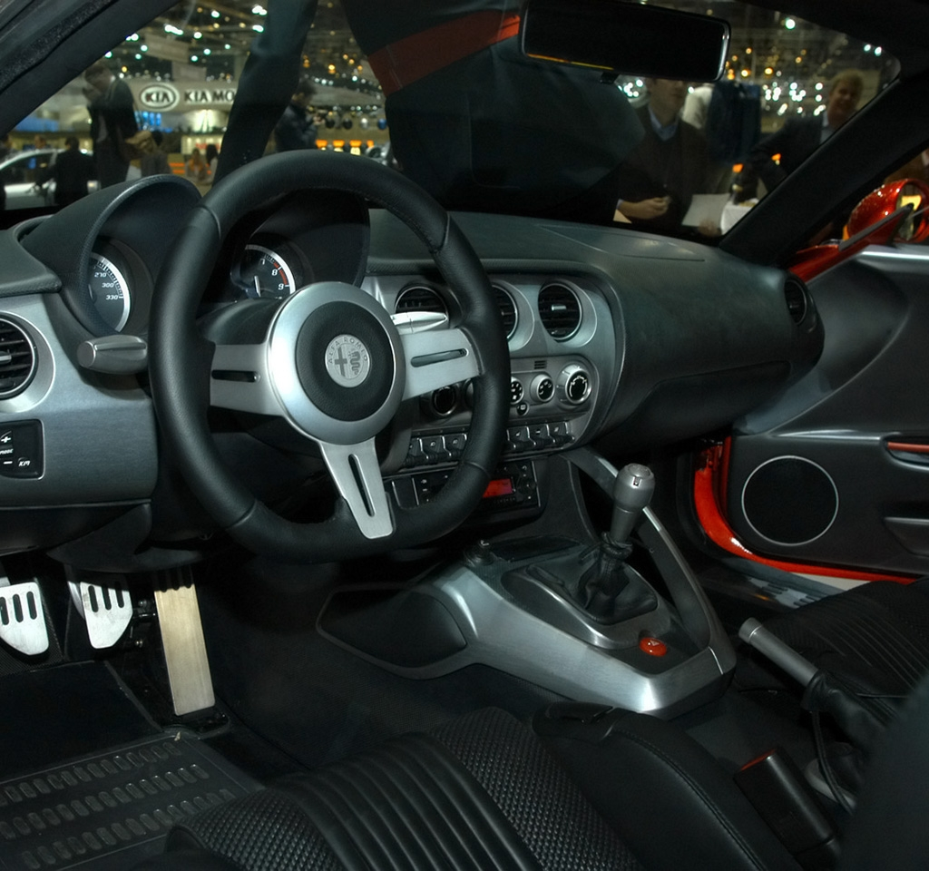 Most Expensive Car Seat >> Alfa Romeo 8C Competizione - Bornrich , Price , Features ...