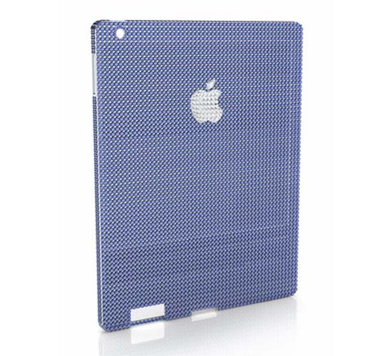 $700,000 Most Expensive iPad Mini Case is studded with Sapphires and Diamonds