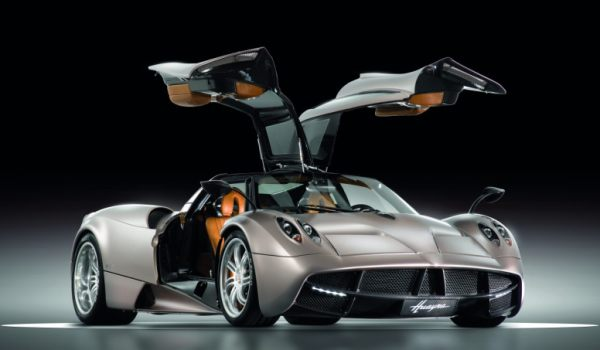 Pagani brings the $1.1 million 'God of Wind' supercar to U.S. market